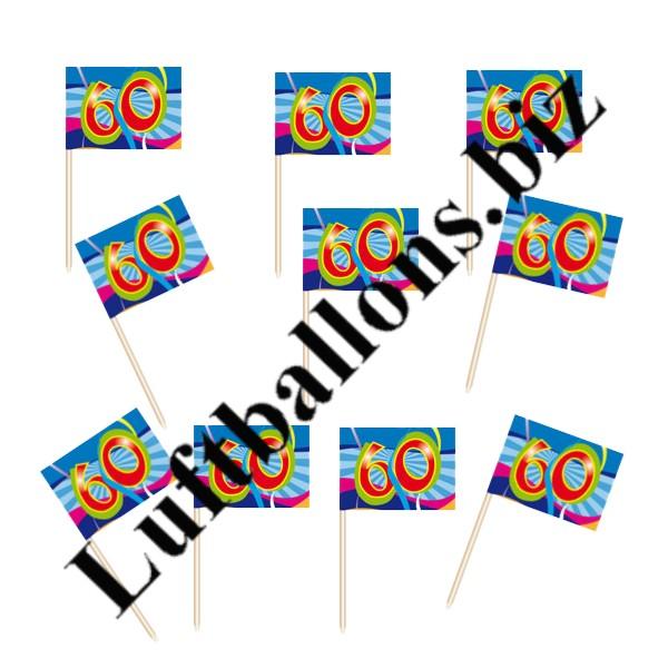 Geburtstag dekoration partypicker 60 geburtstag lu for Dekoration 60 geburtstag