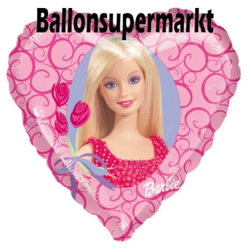 Barbie Luftballon