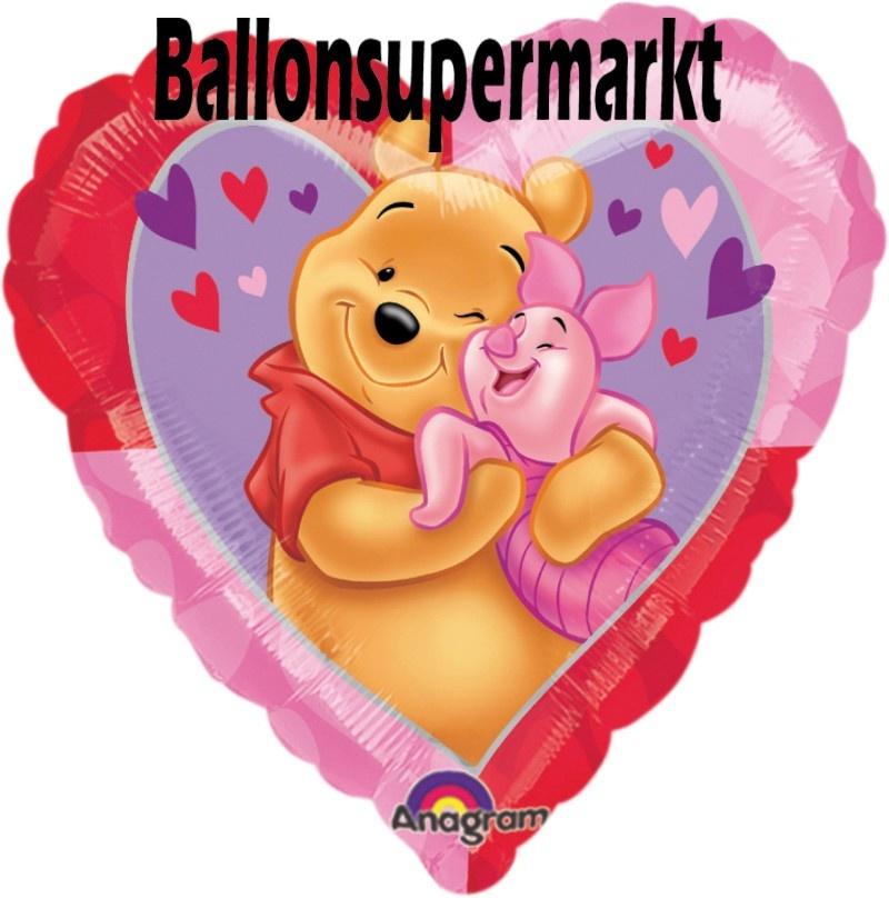 Puuh Bär, Pu der Bär Luftballon