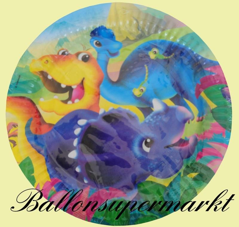 Partyteller Dinosaurier