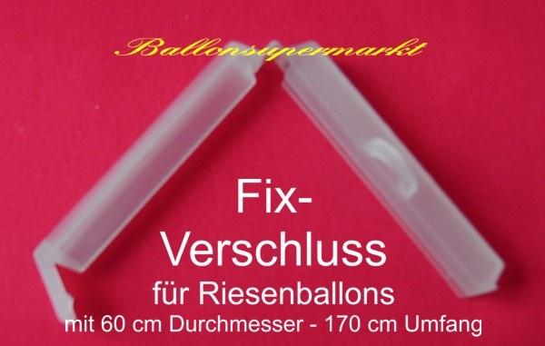 Clipverschluss für riesenballons