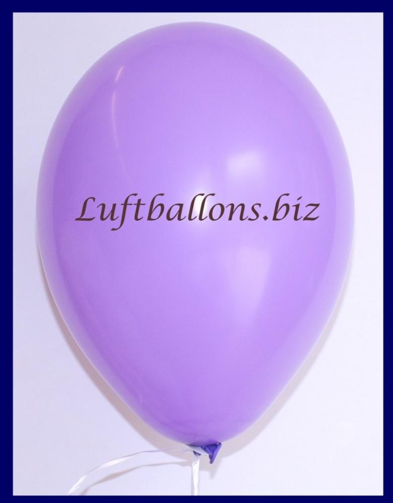 Luftballon Lavendel, 25 cm