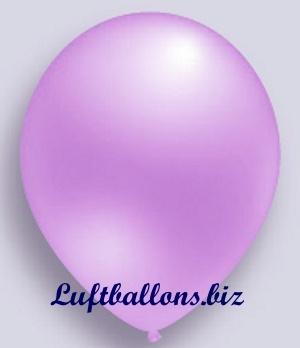 Deko Luftballon, violett, Perlmuttfarben, S-2