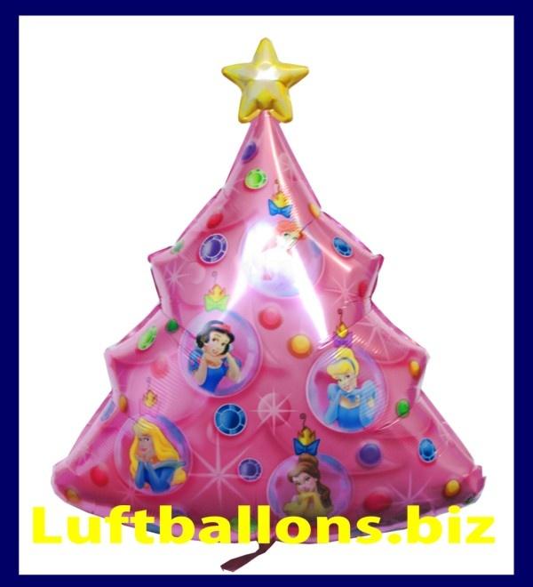 luftballon weihnachten weihnachtsbaum princess lu. Black Bedroom Furniture Sets. Home Design Ideas