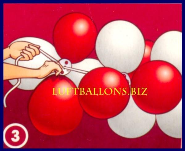 Dekoration 40 geburtstag selber machen haus design - Luftballongirlande selber machen ...