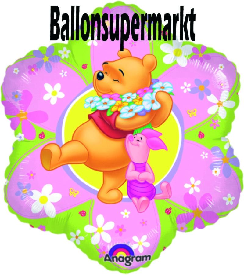 Puuh Bär Luftballon