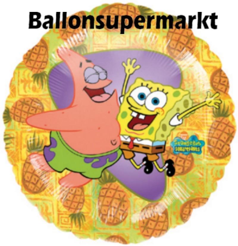 Schwammkopf, Spongebob Luftballon