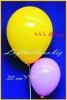 Große Latex-Luftballons, 40 cm x 36 cm, Lila, 50 Stück