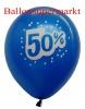 50 Prozent Luftballons, Rabattaktion