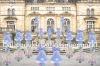Ballondekoration Hochzeit, Hochzeitsglocke