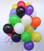 Luftballons, Farbe Orange, Größe 30 cm, 100 Stück
