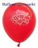 Neueröffnung Luftballons, New Open, Rot