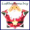 Nikolaus Luftballon, Sternballon Weihnachtsmann