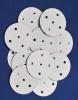 Zubehör für Ballongirlanden, Dekoscheiben aus Kartonage, 20 Stück