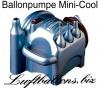 Elektrische Ballonpumpe Mini-Cool
