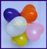 Mini-Herzluftballons, 12-16 cm, Bunt sortiert, 100 Stück