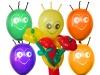 Marsi-Luftballon, Dunkelgrün