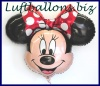 Großer Minnie Mouse Luftballon