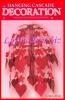 Kaskaden-Hänge-Dekoration, Herzen und Blumen, Partydeko mit Herz