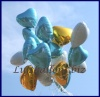 Herzluftballons aus Folie, 45 cm, verschiedene Farben