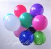Luftballons, 40 cm x 40 cm, Orange, 50 Stück