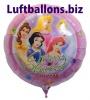 Weihnachts-Luftballon, Princess mit Helium, Geschenk zu Weihnachten