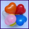 Mini-Herzluftballons, 12-16 cm, Weiß, 100 Stück