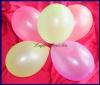 Luftballons Neon, Rundballons in 18-20 cm, Violett, 100 Stück