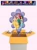 Luftballon, Disney Princess Group, Shape, Kindergeburtstag u. Geschenk