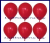 "Luftballons, Rot, Metallic, 12"", 30 cm, 100 Stück"