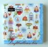 Servietten zu Geburtstag Kindergeburtstag und Party, Papierservietten, Tischdekoration, Colourful Cakes