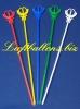 Ballonstäbe, Luftballonhalter, Stäbe und Halter für Luftballons