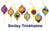 Smiley Strohhalme