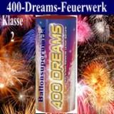 Feuerwerk 400 Dreams, 400 Schuss