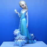 Elsa, Airwalker Luftballon Die Eiskönigin - Frozen