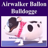 Bulldogge, Airwalker Tier-Luftballon