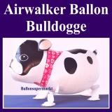 Bulldogge, Airwalker Tier-Luftballon