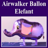 Elefant, Airwalker Tier-Luftballon