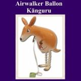 Känguru, Airwalker Tier-Luftballon