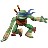 Leonardo, Airwalker Luftballon Ninja Turtles