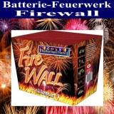 Batteriefeuerwerk Firewall