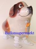 Bernhardiner, Airwalker Tier-Luftballon