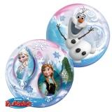 Bubble-Luftballon, Die Eiskönigin, inklusive Helium