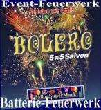 Feuerwerk, Batteriefeuerwerk Bolero