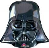 Darth Vader, Star Wars, Shape, Folien-Luftballon mit Helium