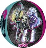 Luftballon, Monster High Orbz, Kindergeburtstag u. Geschenk