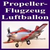 Luftballon, Planes, Dusty, Shape, Kindergeburtstag u. Geschenk
