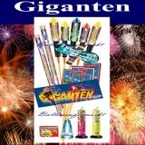 Feuerwerkssortiment Giganten