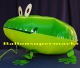 Frosch, Airwalker Tier-Luftballon