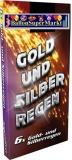 Feuerwerk Goldregen und Silberregen